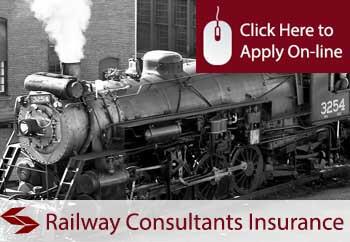 Railway Consultants Liability Insurance