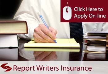 Report Writers Professional Indemnity Insurance