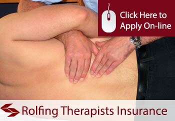 Rolfing Therapists Liability Insurance