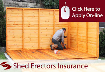 Shed Erectors Liability Insurance