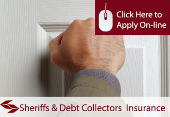 Sheriffs And Debt Collectors Professional Indemnity Insurance