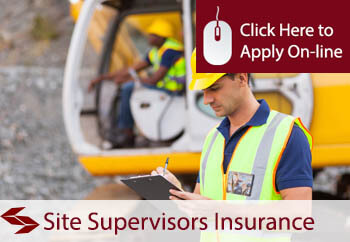 Site Supervisors Employers Liability Insurance