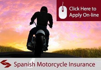 motorcycle insurance in Spain