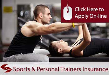 sports and personal trainers insurance