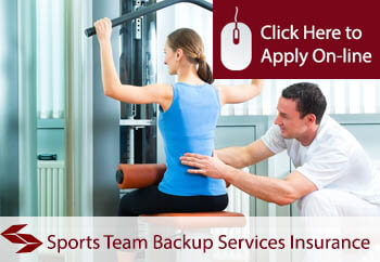 Sports Team BackUp Services Public Liability Insurance