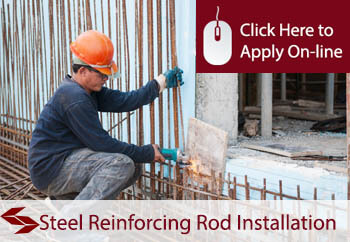 Steel Reinforcing Rod Installation Engineers Public Liability Insurance