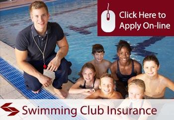 swimming club insurance