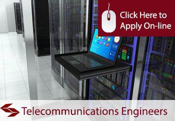telecommunication engineers insurance