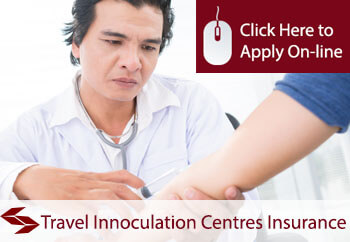 Travel Innoculation Centres Liability Insurance