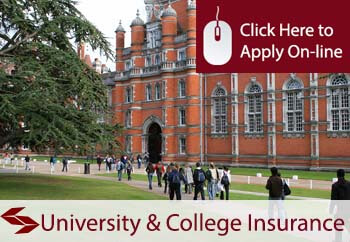 Universities and Colleges Liability Insurance