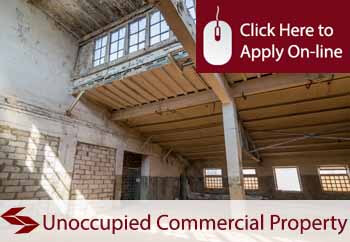 unoccupied commercial property insurance