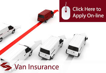 Ford Outlander GX1 4WD Commercial  van insurance