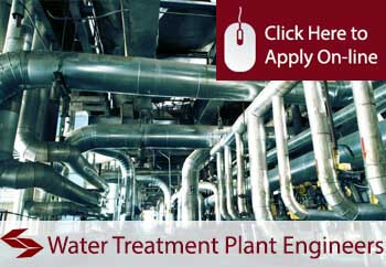 Water Treatment Plant Service And Maintenance Engineers Liability Insurance