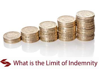 what is the limit of indemnity under an insurance policy
