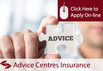 advice centre liability insurance