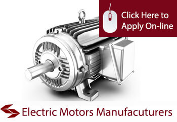 electric motor manufacturers commercial combined insurance