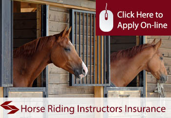 horse riding instructors insurance