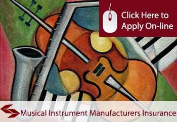 musical instrument manufacturers insurance
