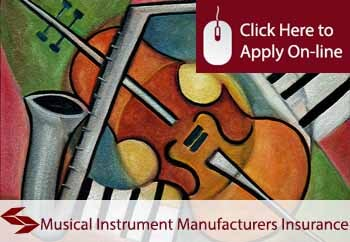 musical instrument manufacturers insurance