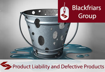 does product liability cover defective products?