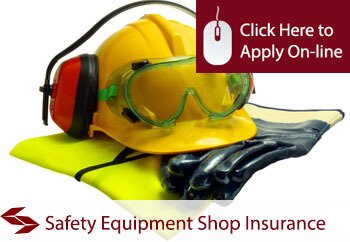 safety equipment shop insurance