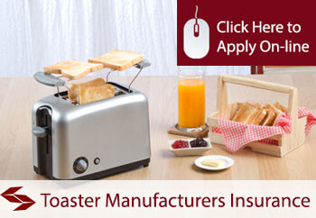 toaster manufacturers liability insurance