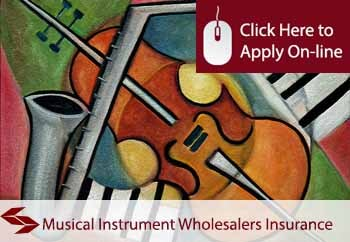 musical instrument wholesalers insurance