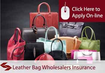 leather bag wholesalers insurance