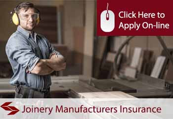joinery manufacturers insurance