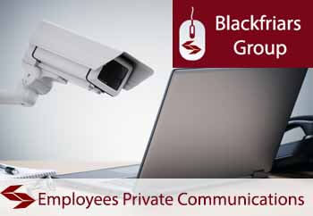 employees private communications