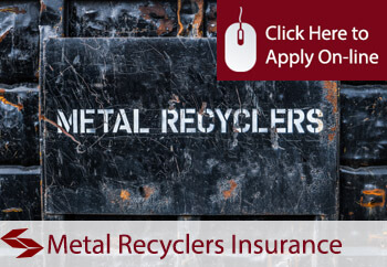 metal recyclers insurance