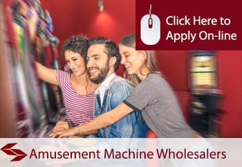 amusement machine wholesalers commercial combined insurance