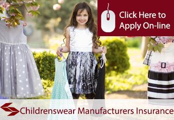 childrenswear manufacturers insurance