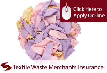 textile waste merchants insurance