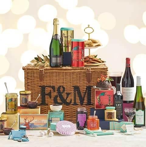 Fortnum & Mason Family Christmas Hamper