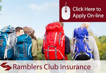 ramblers club insurance