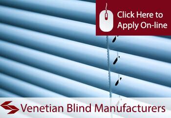venetian blind manufacturers insurance