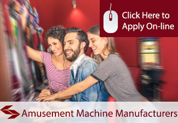 amusement machine manufacturers insurance