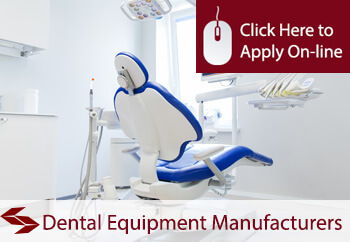 dental equipment manufacturers insurance