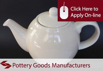 pottery goods manufacturers insurance