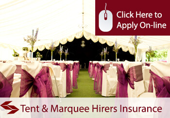 tent and marquee hirers insurance