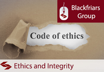 Ethics and Integrity in Insurance