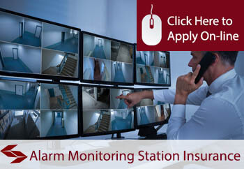 alarm monitoring stations professional indemnity insurance