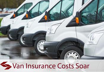 van insurance costs soar
