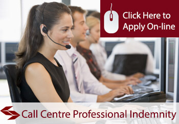 call centre professional indemnity insurance