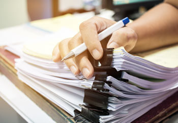 maintaining company records