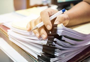 maintaining company records