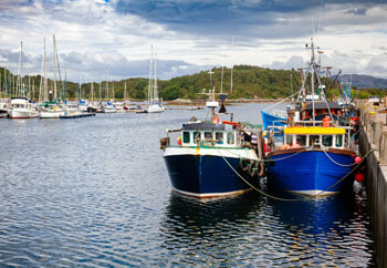 UK fishing industry sfatey