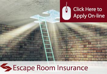 escape room insurance