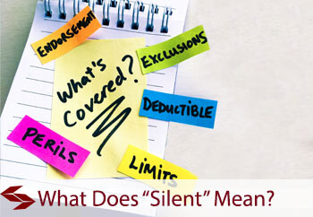 what does silent mean on an insurance policy